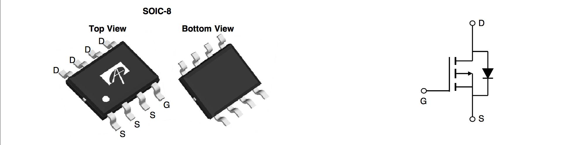 Транзистор AO4409