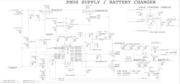 заряда батареи MacBook Air