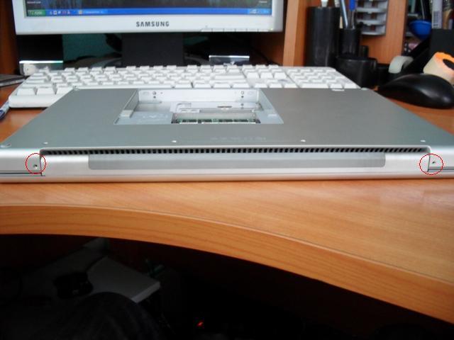 #5 Чистка MacBook PRO