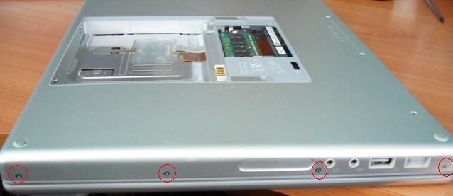 #6 Чистка MacBook PRO