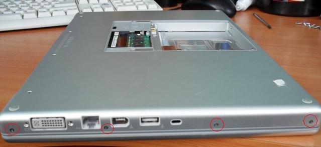 #7 Чистка MacBook PRO