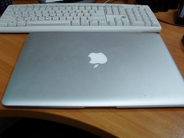 к разбору Macbook air.