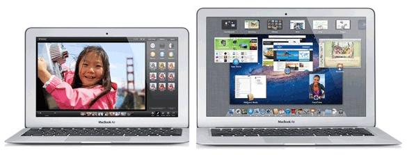 платы MacBook Air 2012