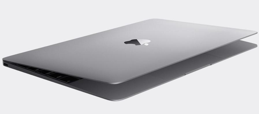 """MacBook 12"""" серый"""