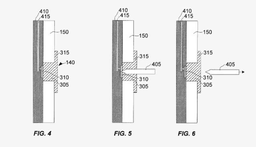 эластичные разъемы Apple iPhone будущего
