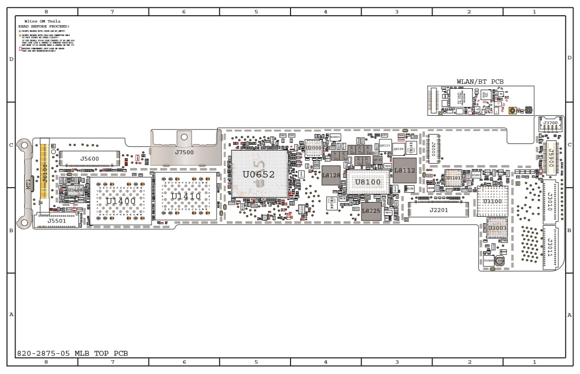 iphone 5 logic board diagram iphone 6 logic board diagram iPhone 5 Schematic Board iPhone 5S Codes and Hacks