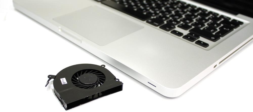 Замена кулера, вентилятора Macbook