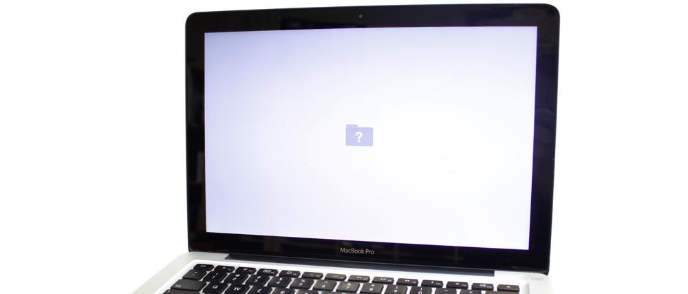 Не включается MacBook Pro