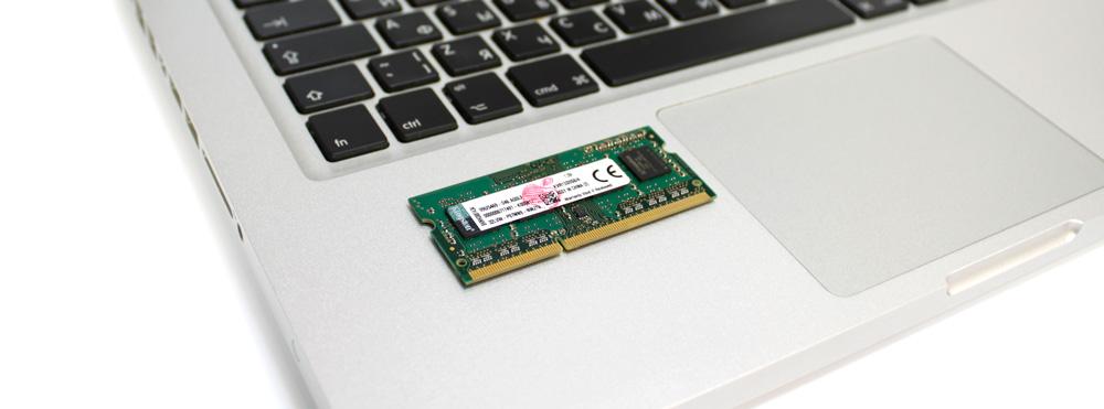 Добавить памяти в MacBook Pro