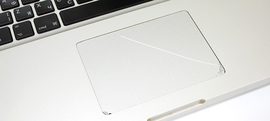 Замена TouchPad